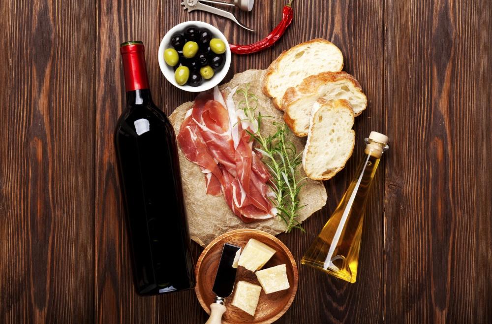 Umbria: olio e vino d'eccellenza